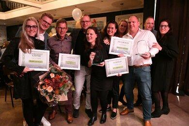 Jos Louman Ondernemer van het Jaar op uitverkochte Award Night