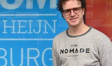 """Thijs Berkvens: """"Al vier jaar vind ik het elke dag leuk om naar mijn werk te gaan!"""""""